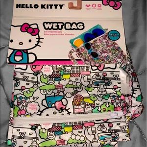 Sanrio hello kitty wet bag